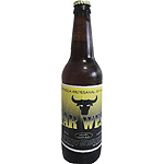 Far west golden light ale cerveza artesana almeria de 33cl. en botella