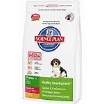 Hill's Science plan puppy medium healthy development nutricion superior cachorros razas medium con pollo de 3kg. en bolsa
