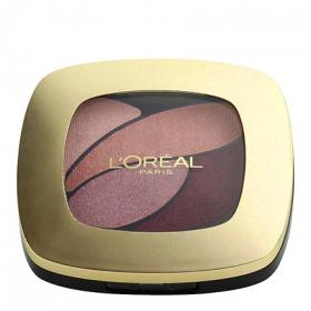 Loreal sombra ojos color riche quad e6