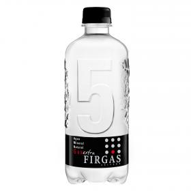 Firgas agua mineral natural gas extra de 50cl.