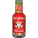 Arizona cowboy cocktail watermelon refresco sandia de 50cl. en botella