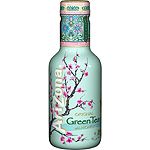 Arizona original refresco te verde con miel de 50cl. en botella