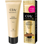 Olay total effects cc cream 7 en 1 hidratante minimizador poros toque color spf 15 dosificador medio oscuro de 50ml.