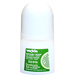 Veckia desodorante en roll on proteccion frescor unisex piel sensible con aloe vera envase sin alcohol de 50ml.