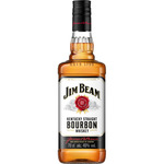 Jim Beam whisky bourbon de 70cl. en botella