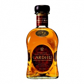 Cardhu pure malt scotch whisky de 1l.