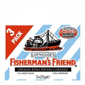 Fisherman's Friends caramelo sin azucar fisherman's friend de 20g.