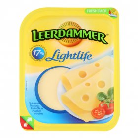 Leerdammer queso empaquetado light de 175g.