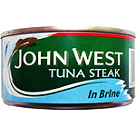 John West atun al natural de 140g. en lata