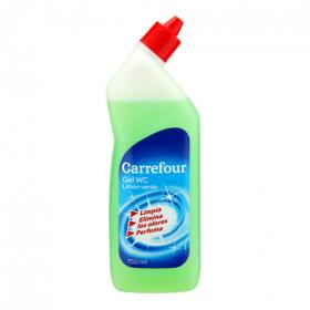 Carrefour gel wc elimina olores de 75cl.