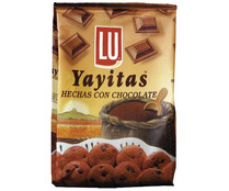 Lu galletas yayitas chocolate de 250g.