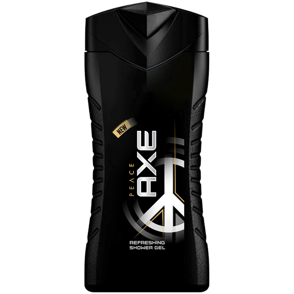 Axe gel baño peace de 40cl.
