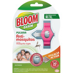 Bloom derm repel pulsera adult