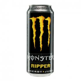 Monster refresco energy ripper de 50cl.