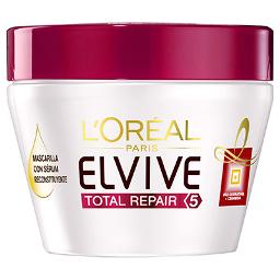 Elvive mascarilla total repair de 30cl.