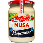 Musa mayonesa de 45cl.