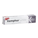 Kemphor pasta dentifrica white blanco total tubo de 75ml.