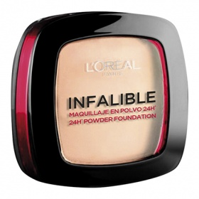 Loreal base maquillaje compacto infalible 160