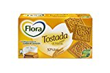 Flora galleta tostada [pack 6] de 450g.
