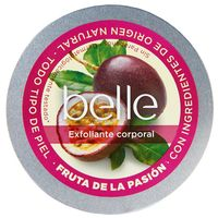 Belle exfoliante corporal fruta pasion piel normal de 20cl.