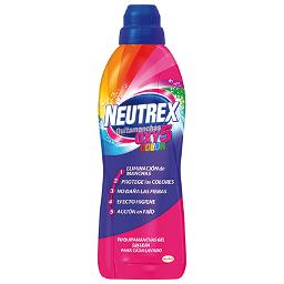 Neutrex quitamanchas oxi color de 80cl.