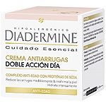 Diadermine crema antiarrugas reafirmante doble accion dia de 50ml. en bote