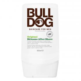Bulldog balsamo after shave original de 10cl.