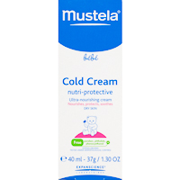 Mustela crema facial cold cream tubo de 40ml.