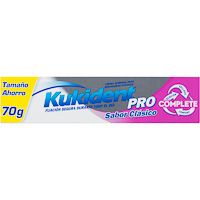 Kukident complete pro clasico tubo de 70g.