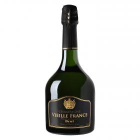 Champagne brut vieille france de 75cl.