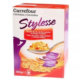 Carrefour cereales natural form de 500g.