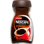 Nescafé classic cafe soluble natural de 100g. en bote