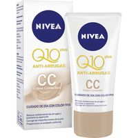 Nivea facial q10 cc cream de 50ml.