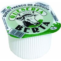Berta queso fresco de 300g. en tarrina
