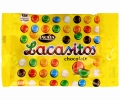 Lacasitos grageas colores con chocolate de 100g.