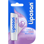 Liposan care & color basamo labial rose con pantenol blister