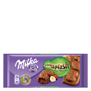 Milka chocolate avellanas de 90g.