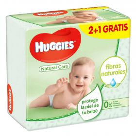 Huggies toallitas infantiles natural care 56