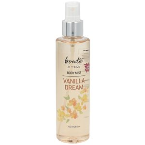 Bonte corporal vainilla dream de 20cl. en spray