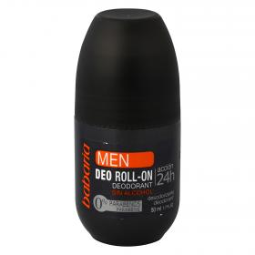 Babaria desodorante sin alcohol for men roll on de 50ml.