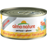Almo Nature legend alimento gatos filetes pollo envase de 70g.
