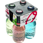 The multi flavour mix tonica de 20cl. por 4 unidades en botella