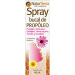 Naturtierra bucal propoleo equinacea tomillo eucalipto ayuda defensas envase de 40ml. en spray