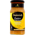 Sharwood's salsa butter chicken de 420g. en bote