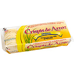 Hot Kid crispi arroz original de 100g. en paquete