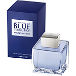 Antonio Banderas blue seduction eau toilette masculina de 10cl.