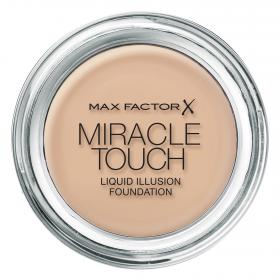 Max Factor base liquida miracle touch 060 sand