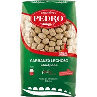 Garbanzo lechoso don pedro de 1kg.