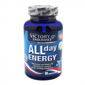 Victory all day energy capsulas endurance 90