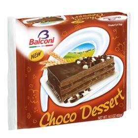 Balconi tarta chocolate de 400g.
